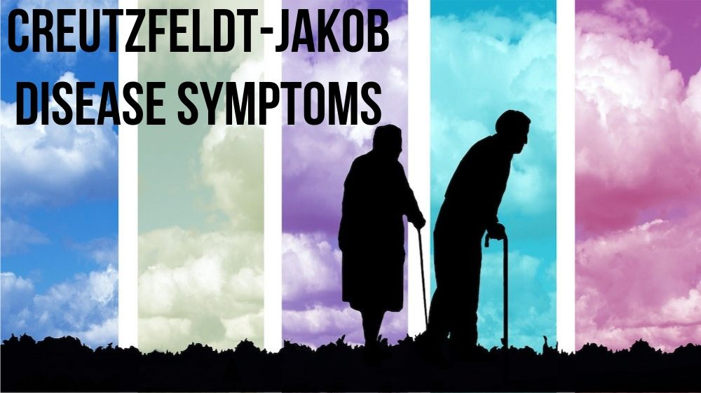 creutzfeldt jakob disease symptoms