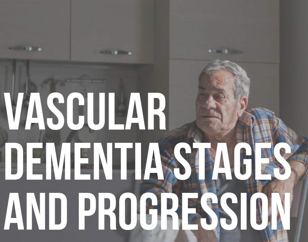 vascular dementia stages