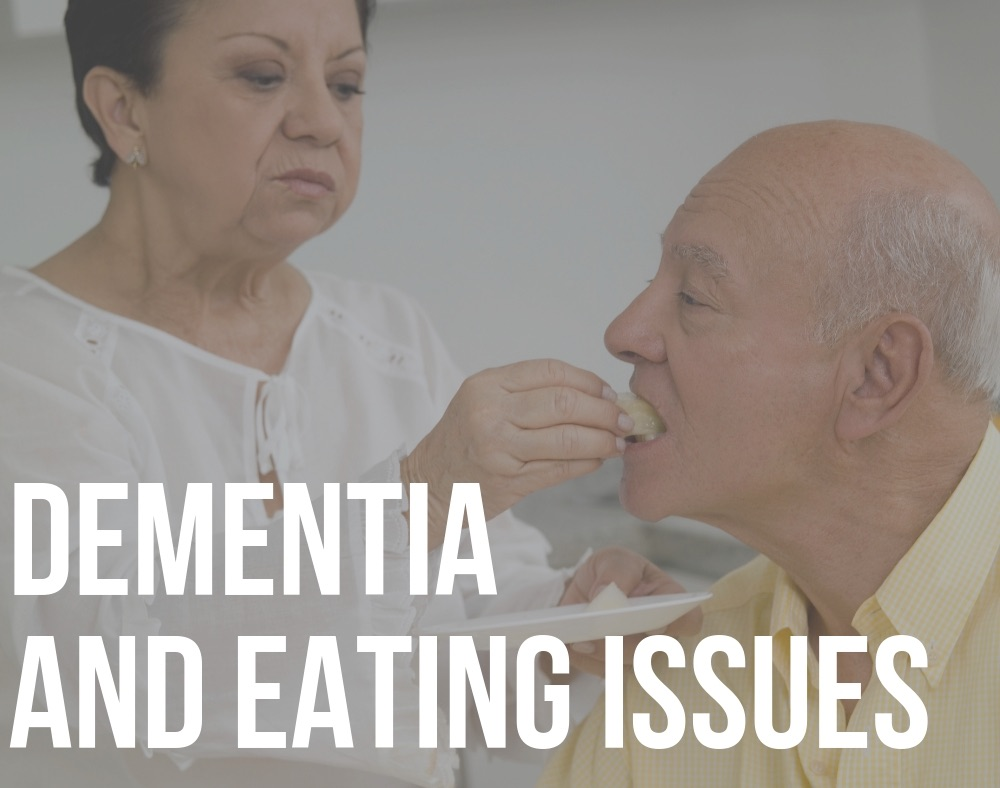 dementia and eating issues