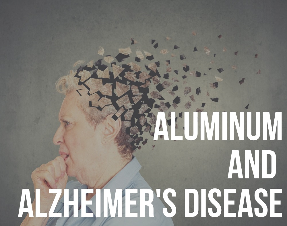 aluminum and alzheimer's disease