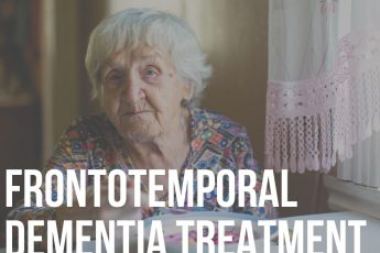 frontotemporal dementia treatment