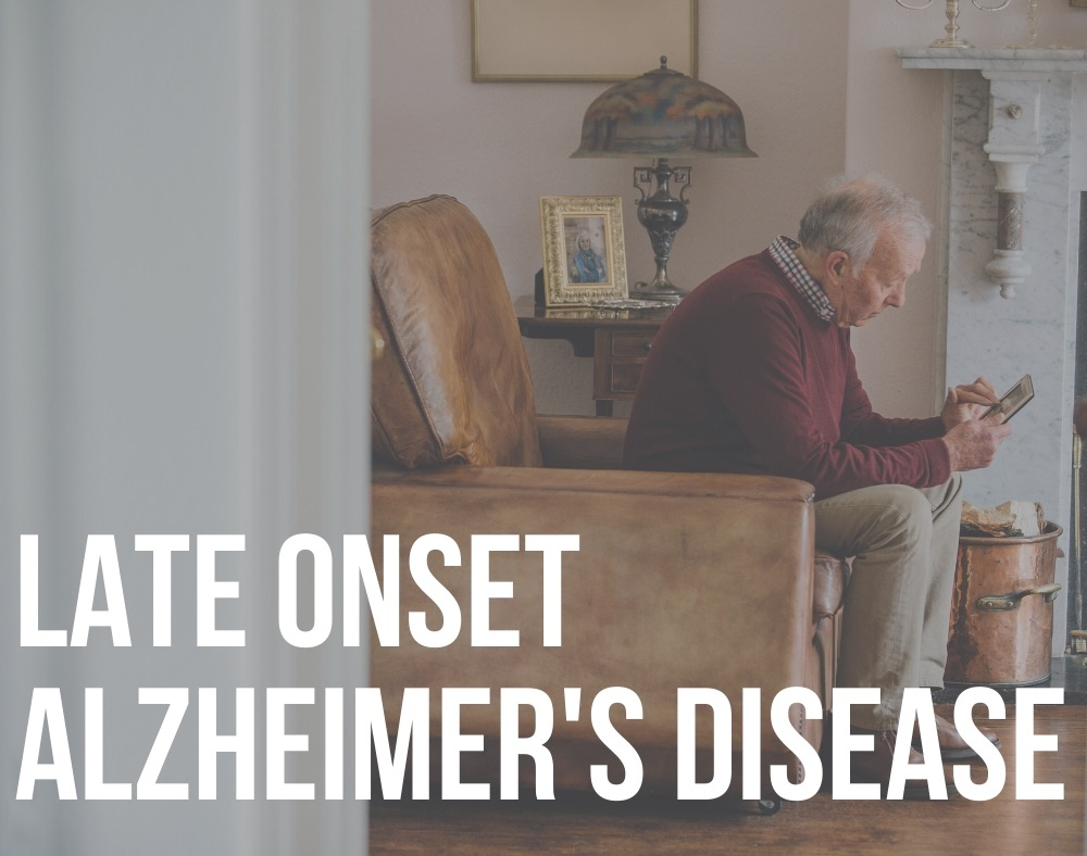 late onset alzheimer's disease