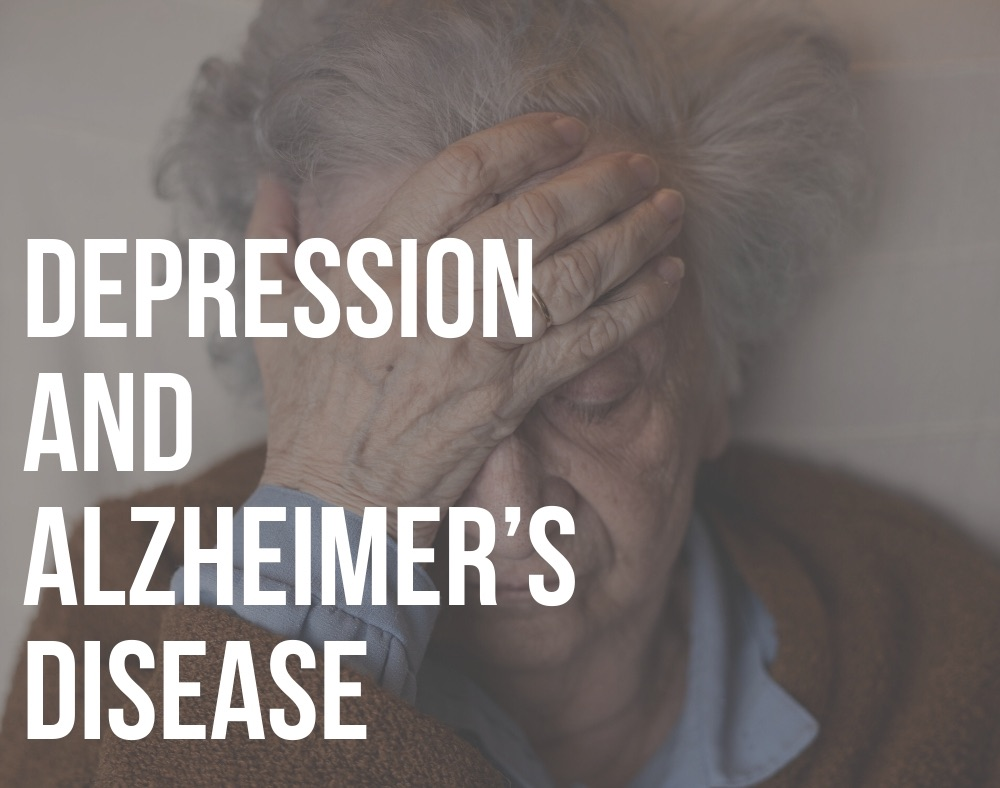depression and alzheimers disease