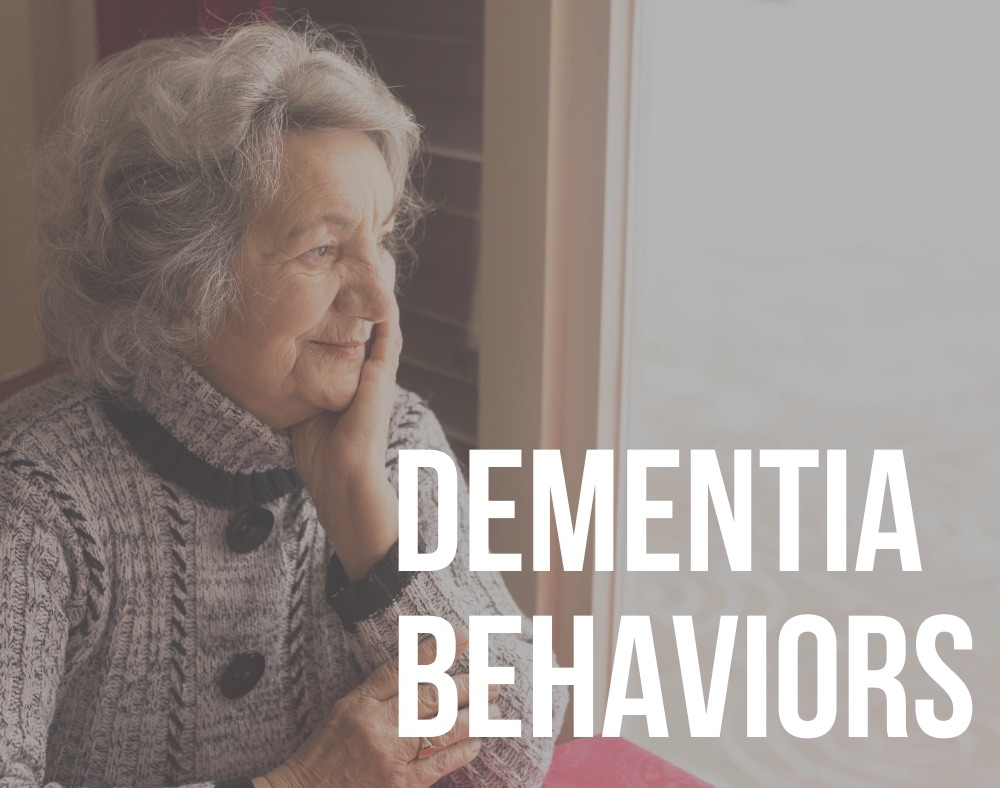 dementia behaviors
