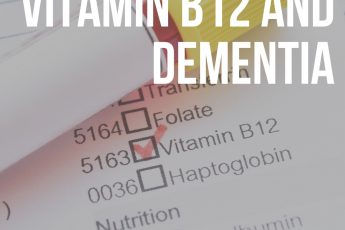 vitamin b12 and dementia