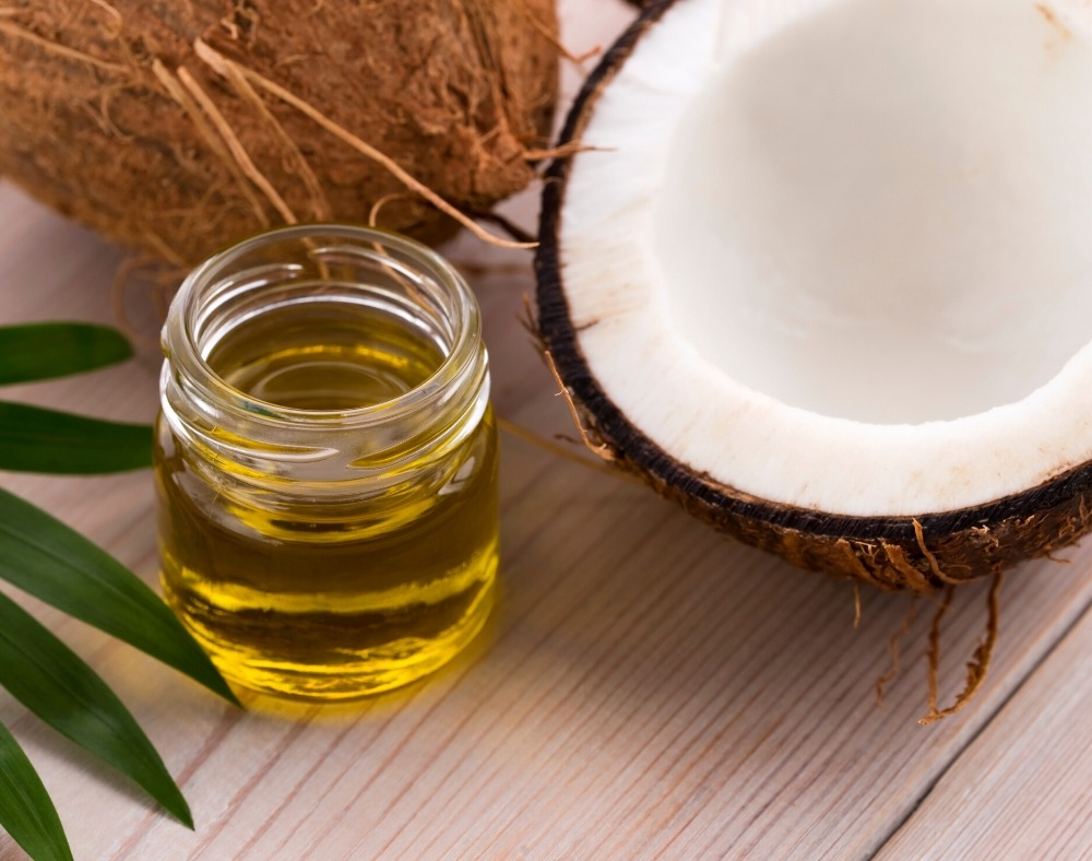benefits of coconut oil for the body