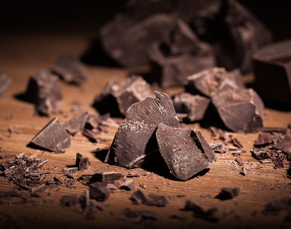 starving early memory decline signs with dark chocolate