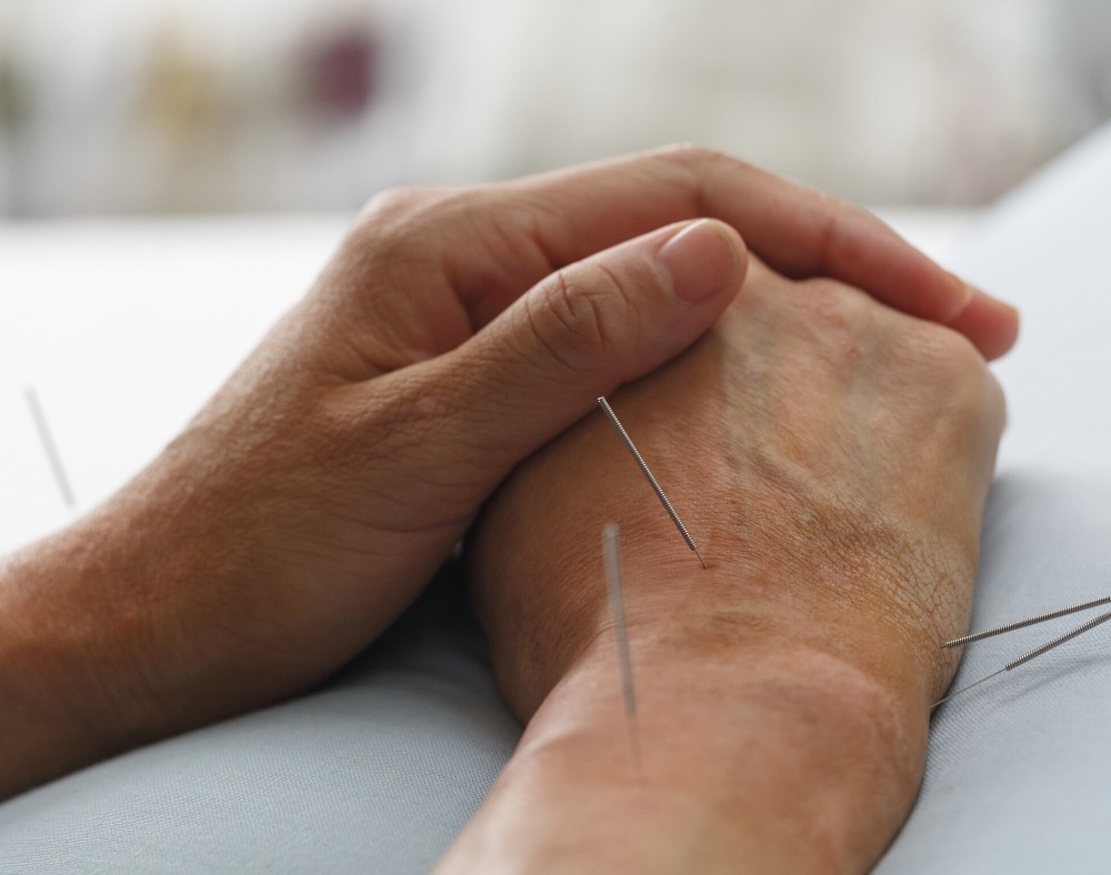 acupuncture weakens mental problems that dementia cause