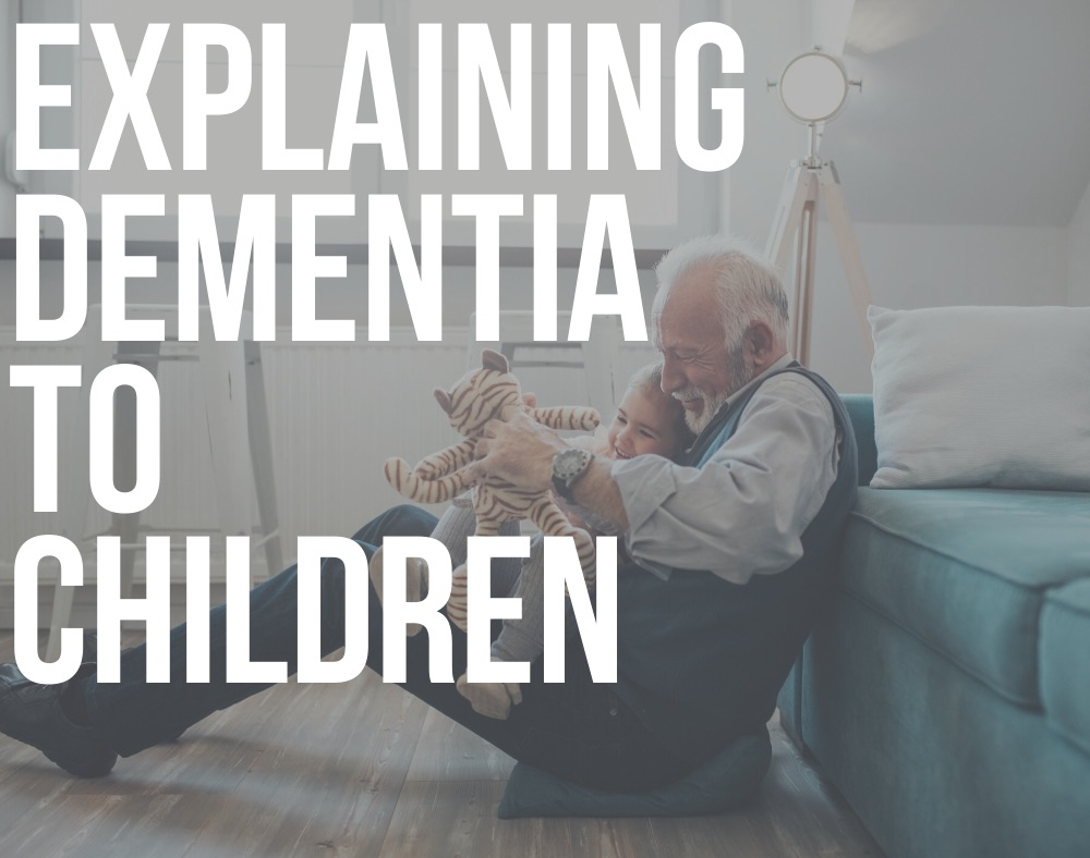 explaining dementia to children