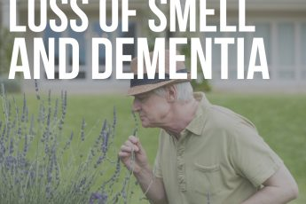 loss of smell and dementia