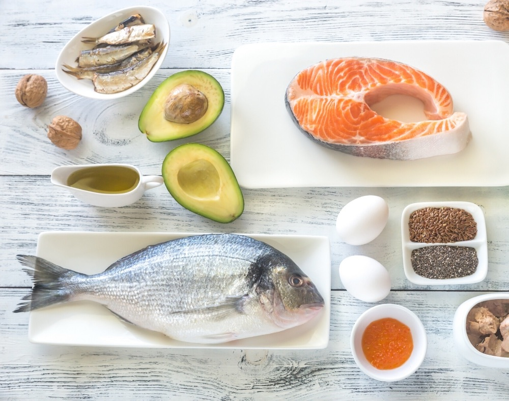 oily fish and omega 3