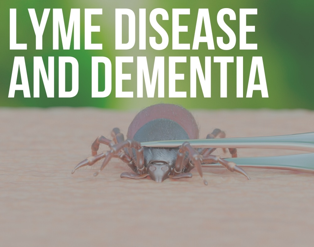 lyme disease and dementia