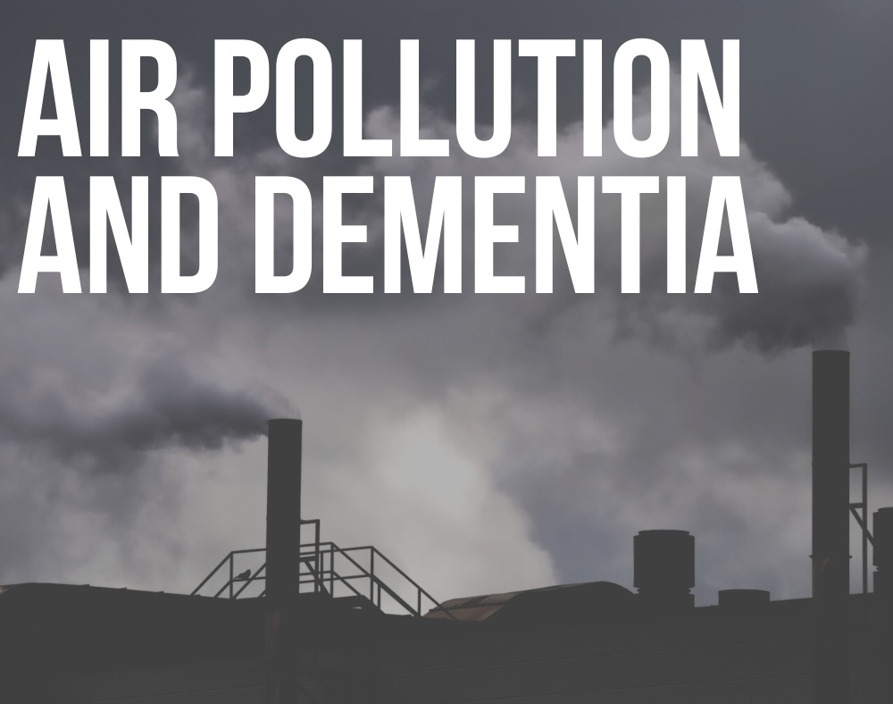 air pollution and dementia