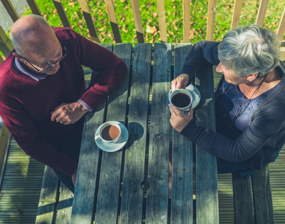 coffee may offer protection against alzheimer's progression
