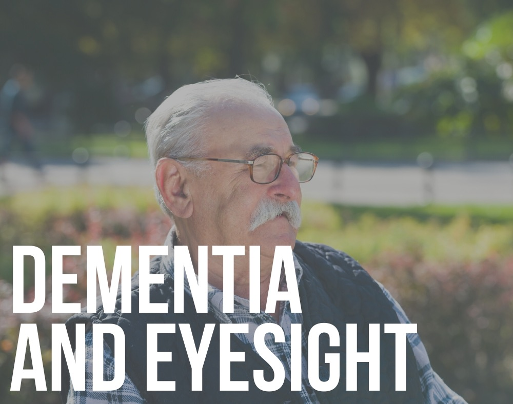 dementia and eyesight