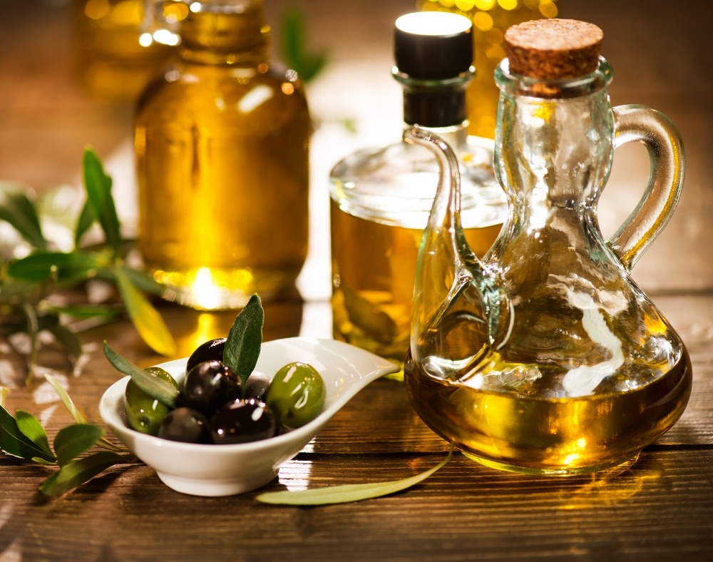 extra virgin olive oil has positive effects