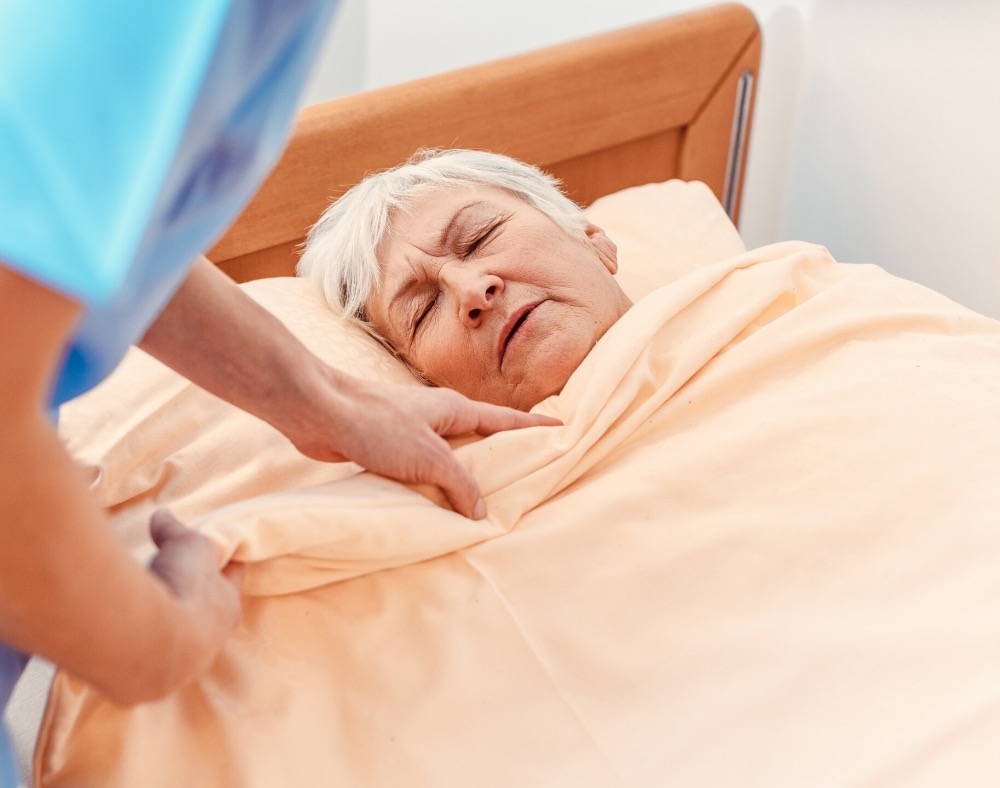 reasons people with dementia sleep a lot
