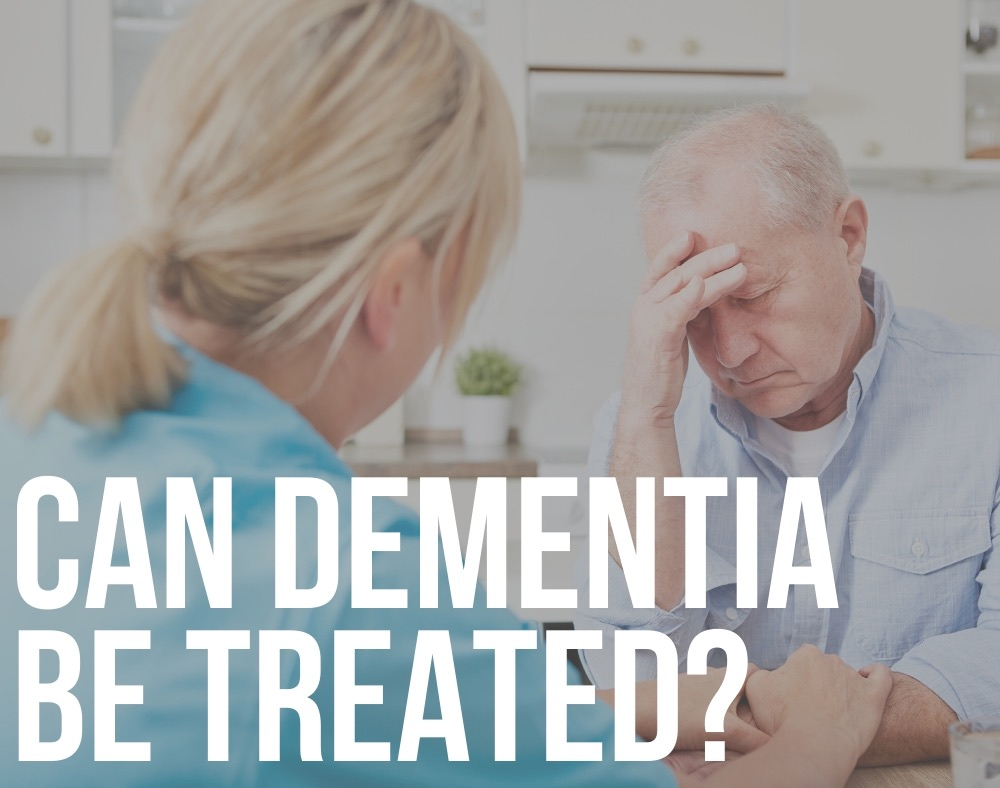 can dementia be treated