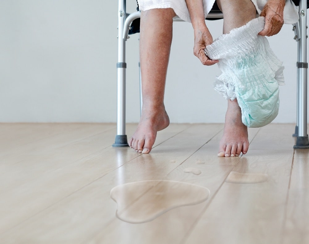 daily care for incontinence