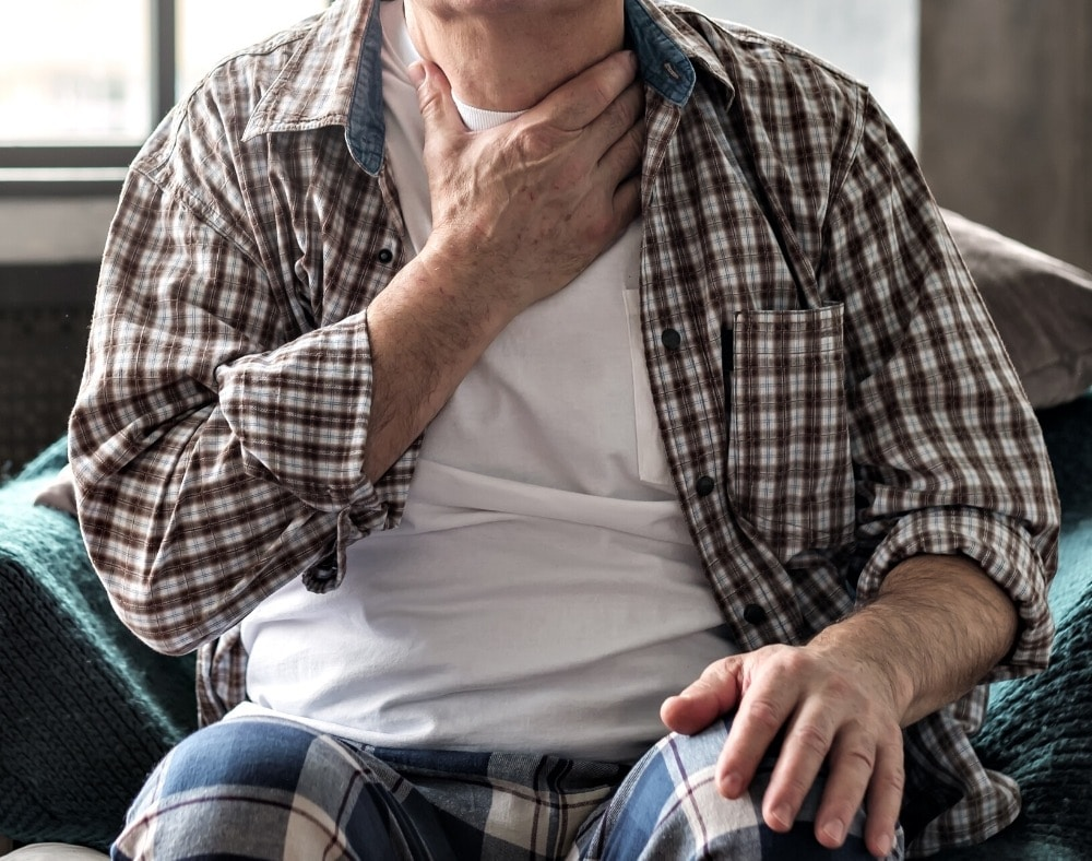 dementia affects brain areas associated with swallowing