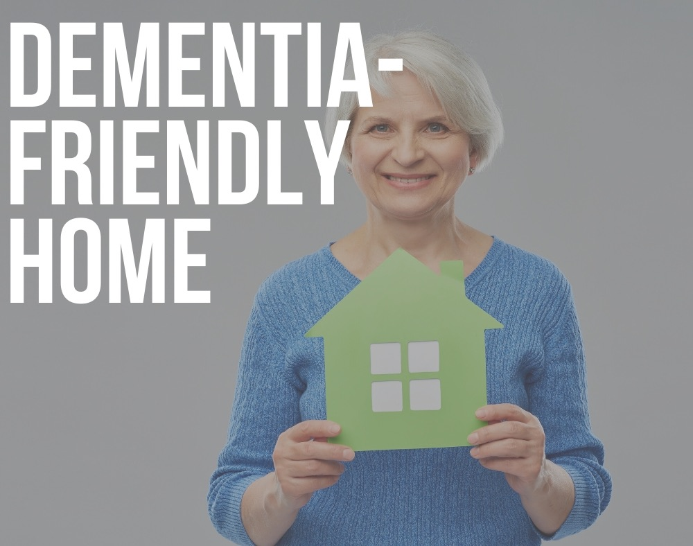 dementia-friendly home
