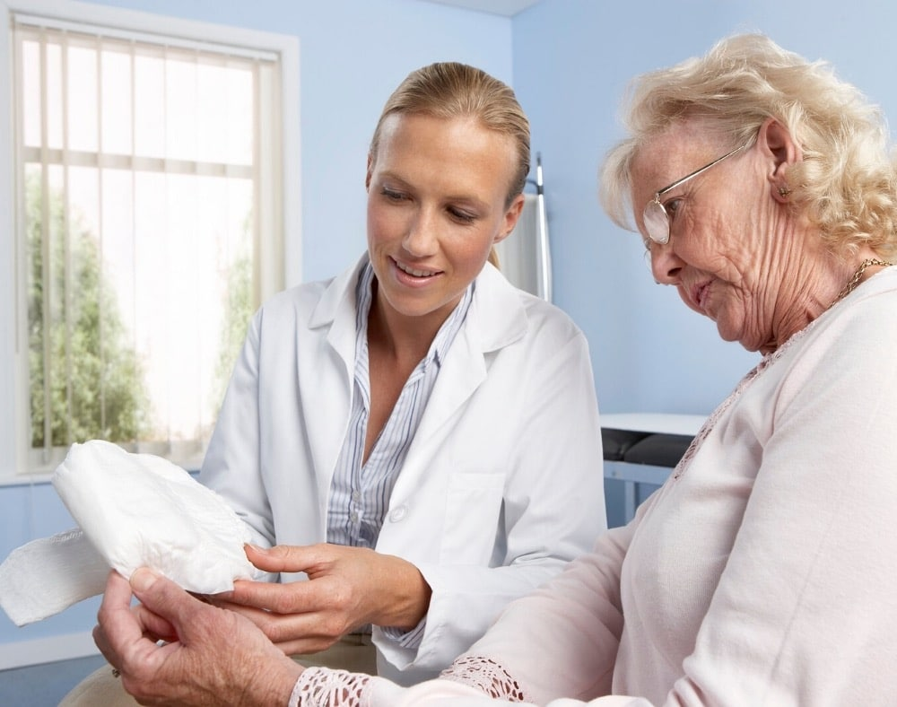 is it common for patients to experience incontinence