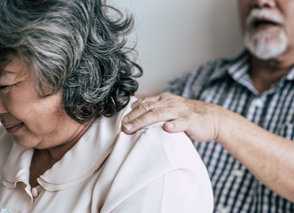 tips for avoiding common causes of pain for persons with dementia