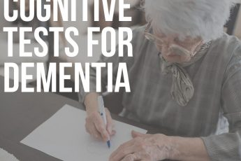 cognitive tests for dementia