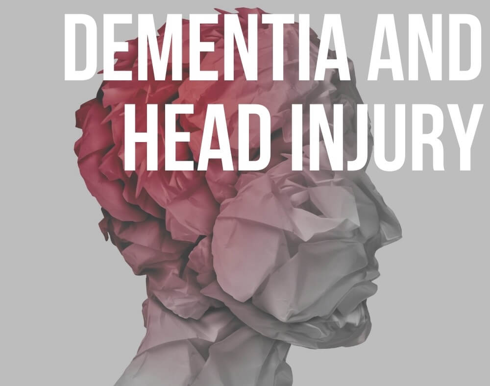 dementia and head injury