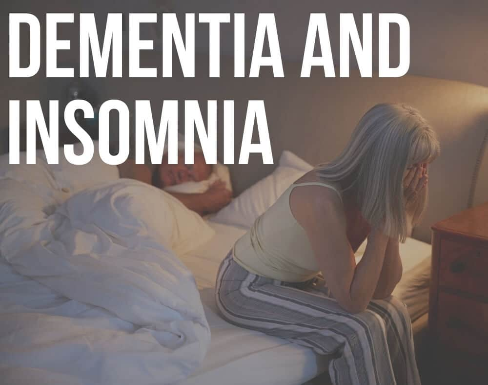 dementia and insomnia