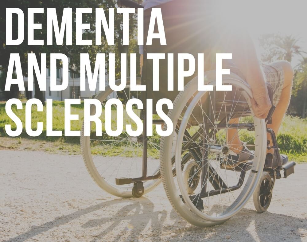 dementia and multiple sclerosis
