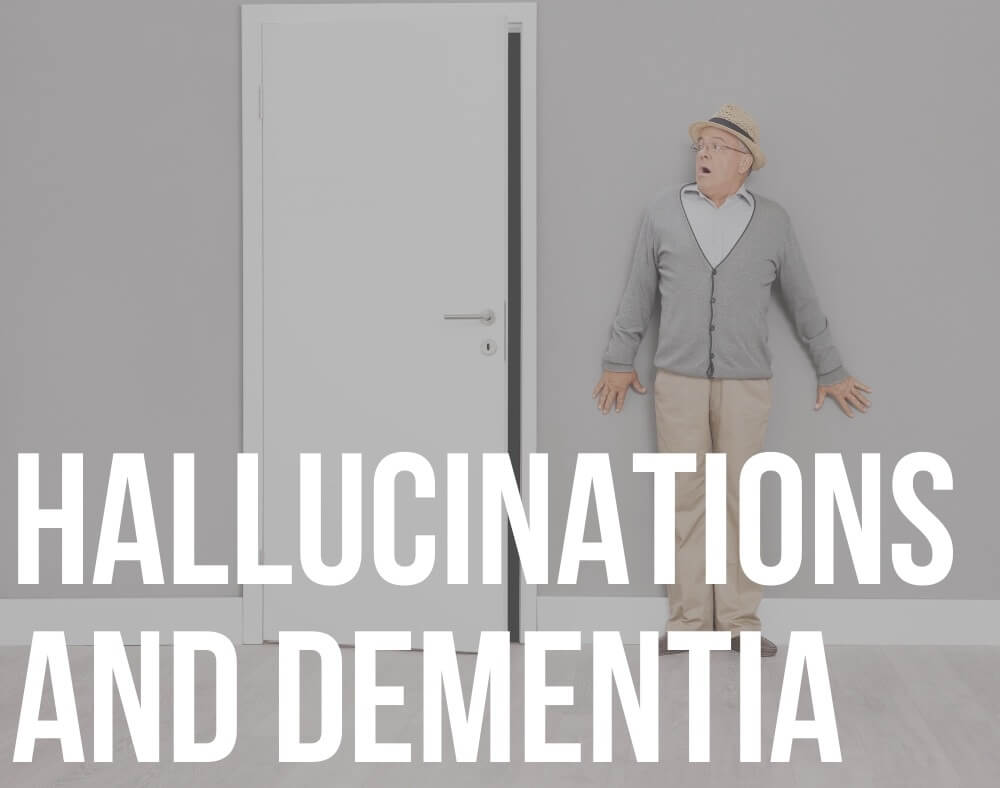 hallucinations and dementia