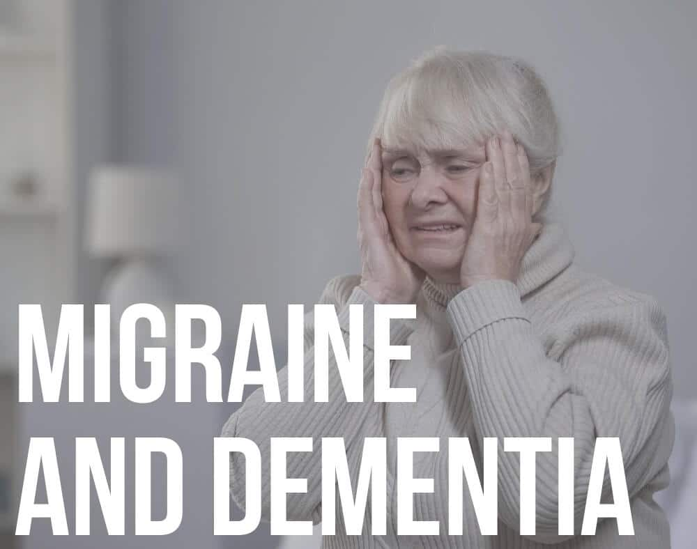 migraine and dementia