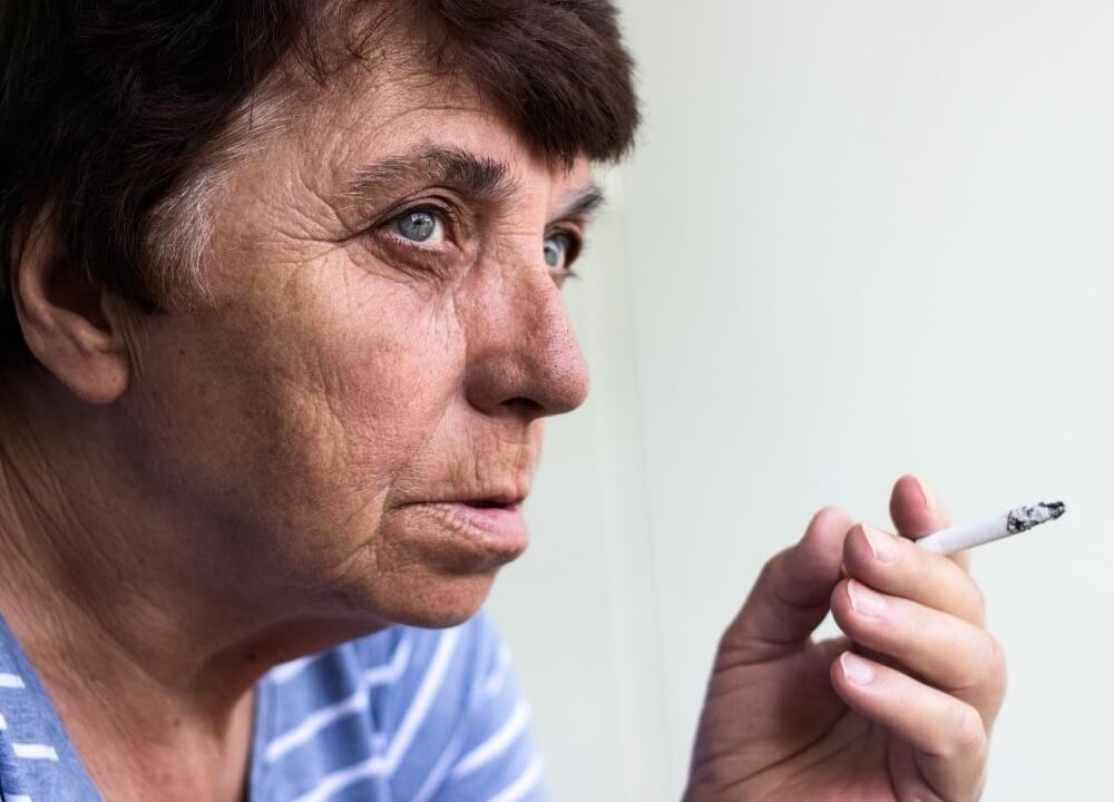why research on smoking and dementia is complex