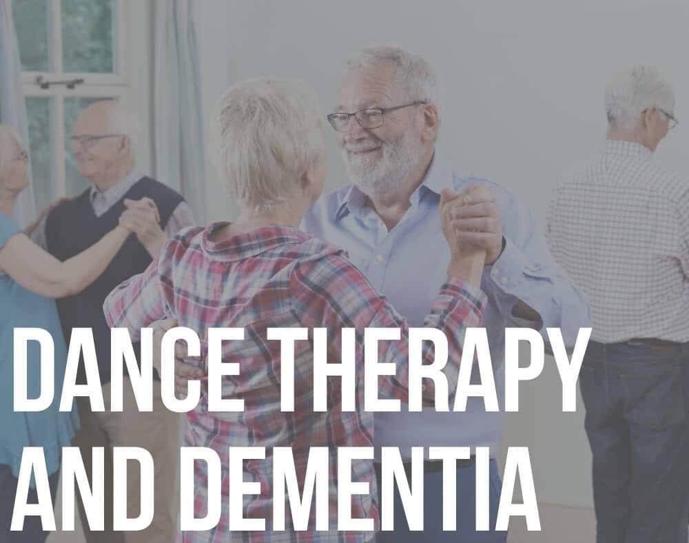 dance therapy and dementia