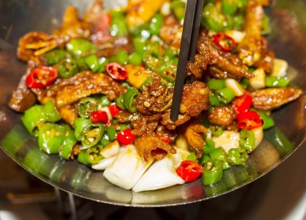 is there any cultural relation to cravings of spicy foods