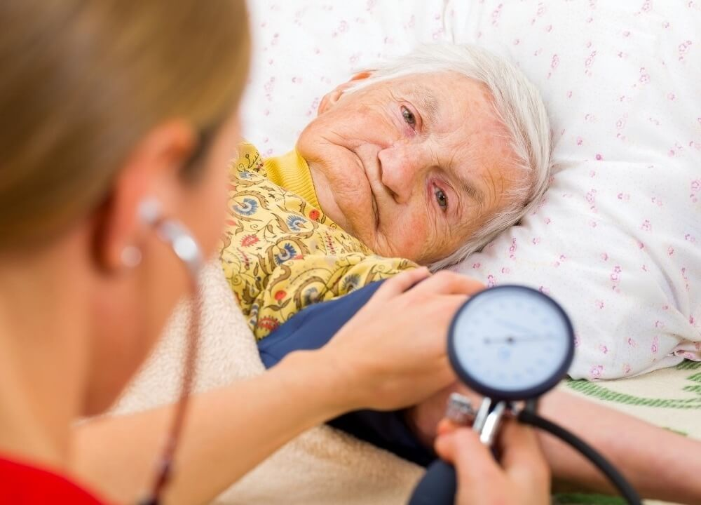 people with hypertension are at higher risk for dementia