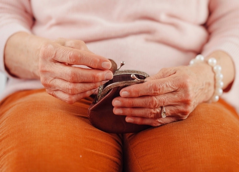 finance complications with people with dementia