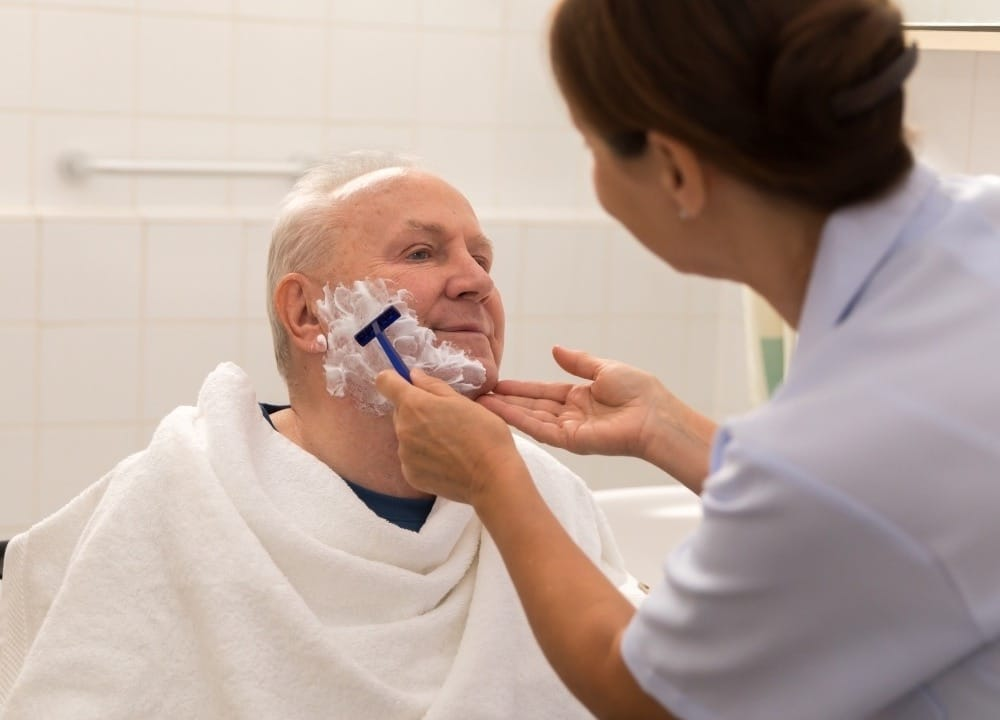 is poor hygiene a sign of dementia