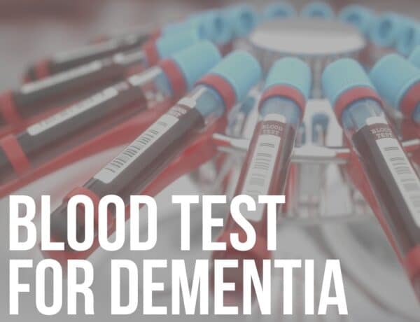 blood test for dementia