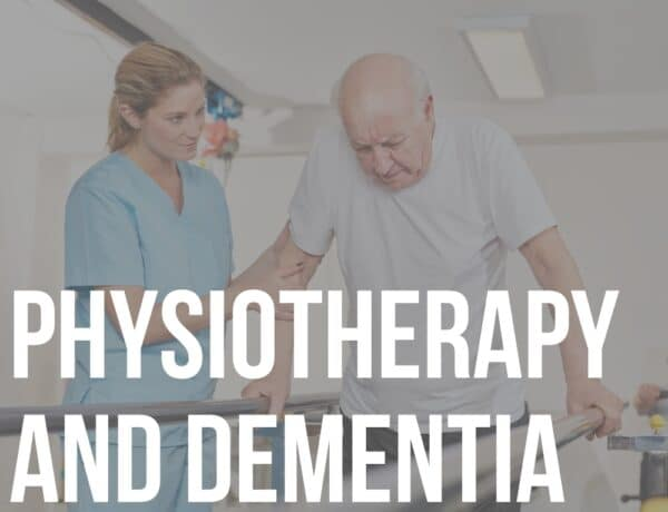 physiotherapy and dementia