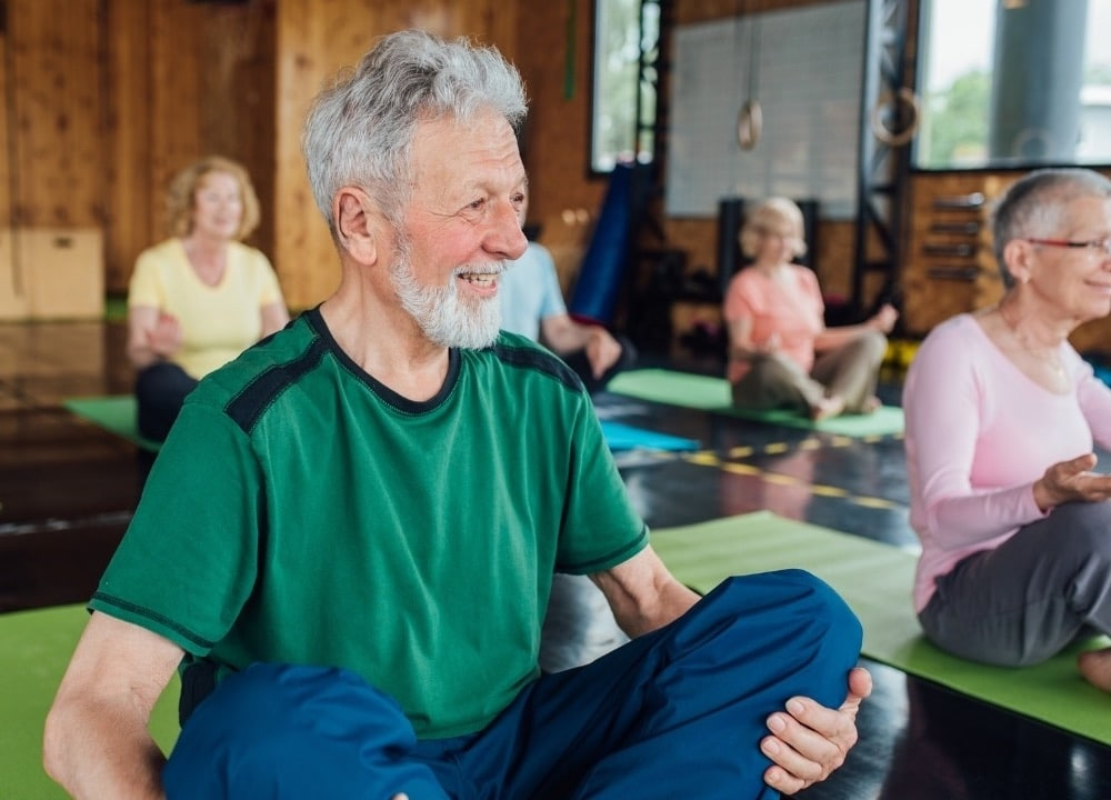 research on yoga and dementia