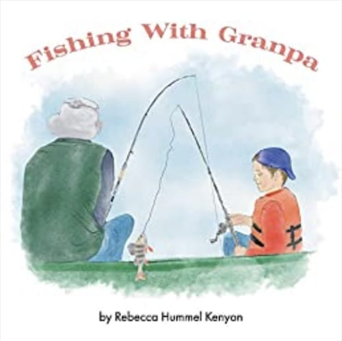 fishing with grandpa a childrens story about alzheimer's