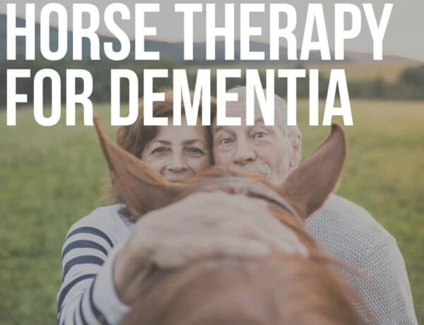 horse therapy for dementia