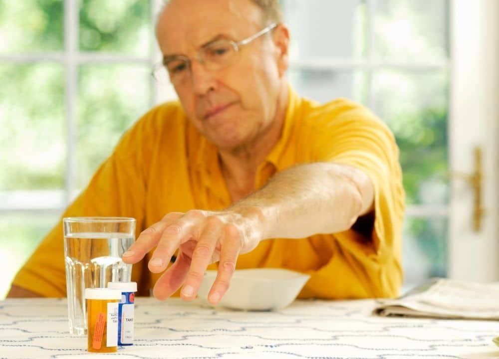 how to take medications for dementia
