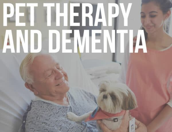 pet therapy and dementia
