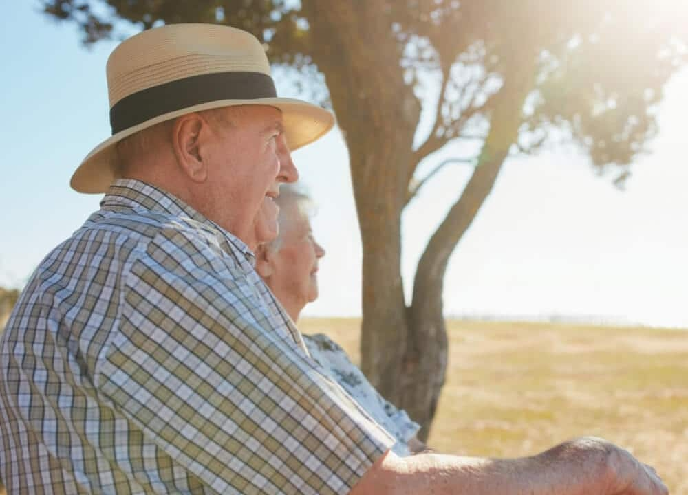 risks summer heat presents to persons with dementia